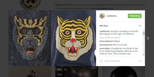 Today on Instagram, from @mattleines.
