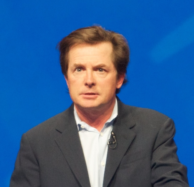 Michael J. Fox, who has Parkinson's disease, has long advocated for a cure.