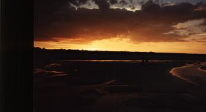 Same sunset.