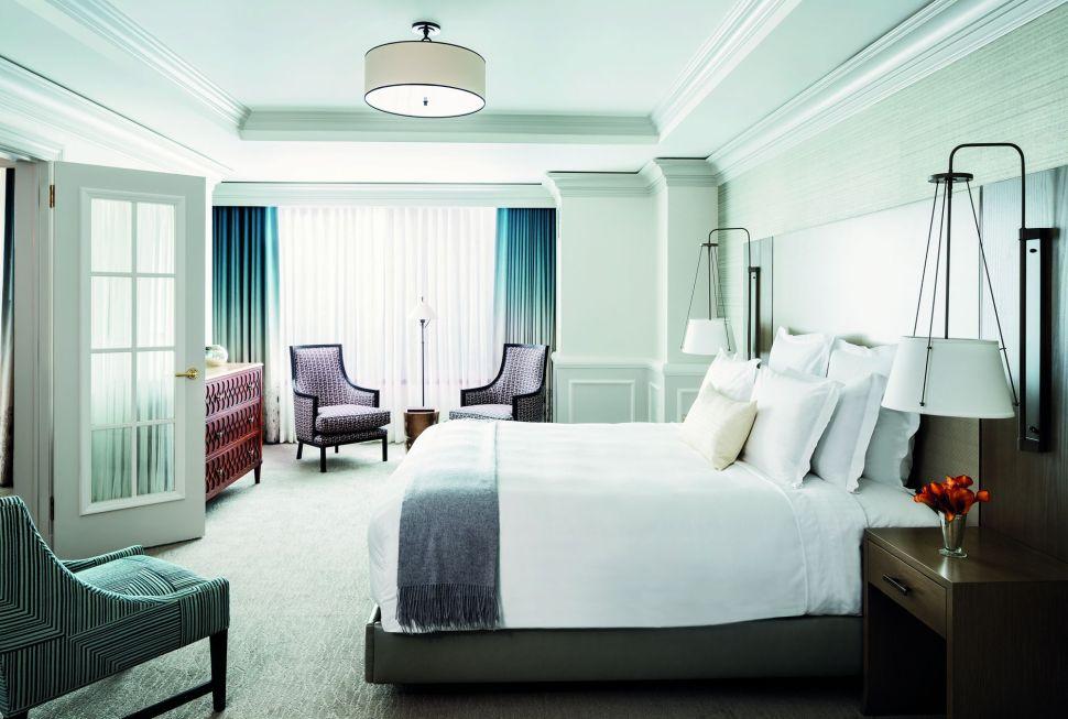 The Ritz-Carlton Washington, D.C. Presidential Suite