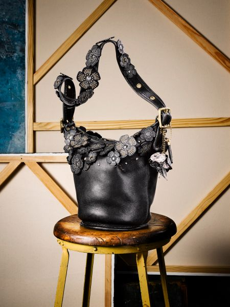 This bag comes with an invite to Coach's next fashion show.