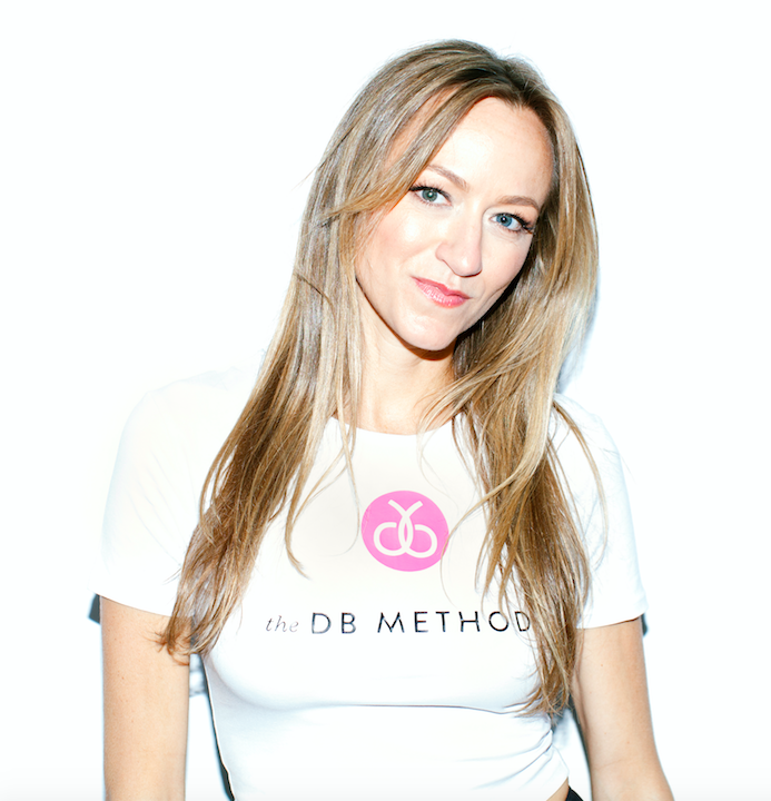 Erika Rayman, founder of the DB Method