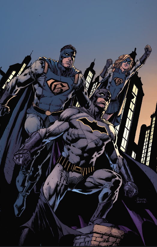 Batman #2.