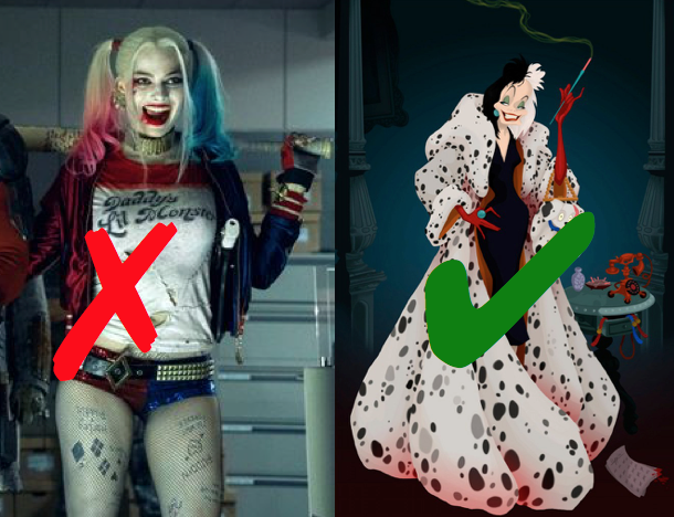 YOU KNOW IT'S A BAD IDEA TO BE HARLEY