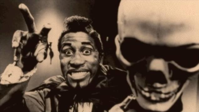 Scream Jay Hawkins.