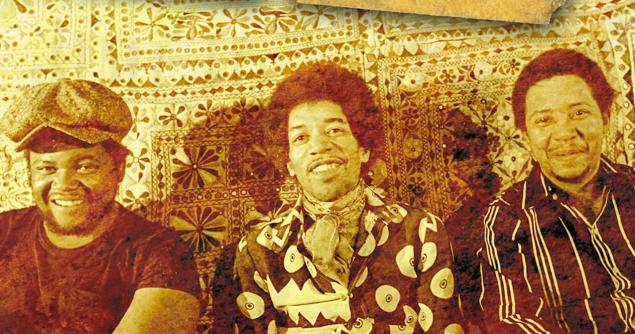 Billy Cox, Jimi Hendrix and