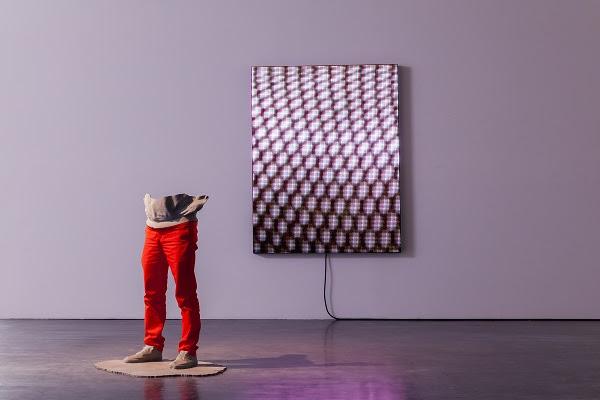 Mark Leckey: Lending Enchantment to Vulgar Materials (installation view), 2014–2015, Wiels Contemporary Art Center, Brussels.