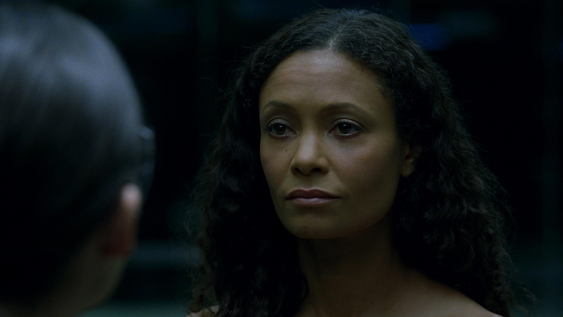 Thandie Newton as Maeve Millay.