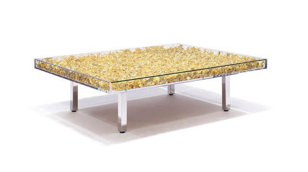 Yves Klein Table D'or