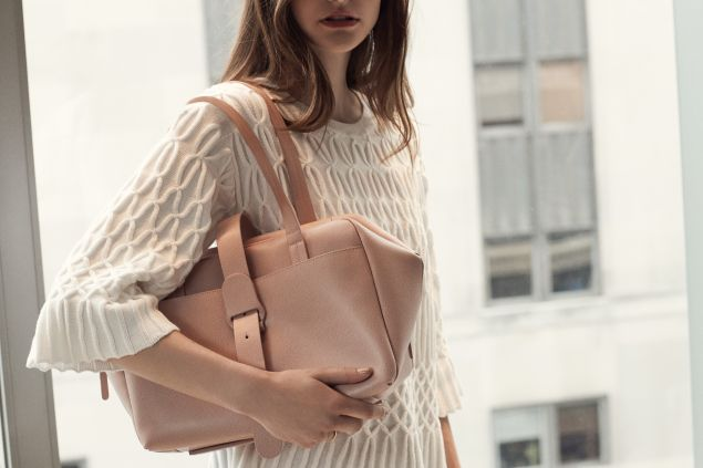 The Doctor Bag even comes in millennial pink!
