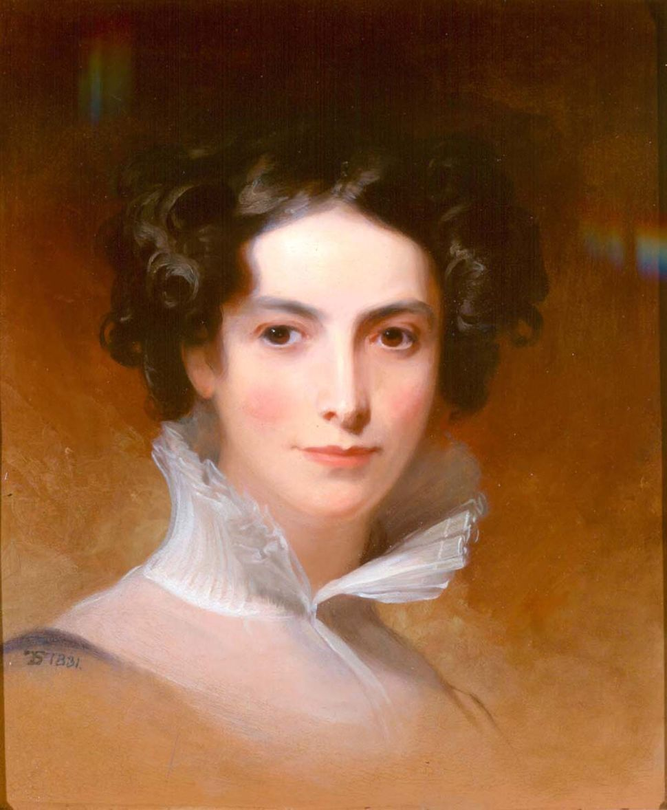 Thomas Sully Rebecca Gratz, 1831 Oil on panel.