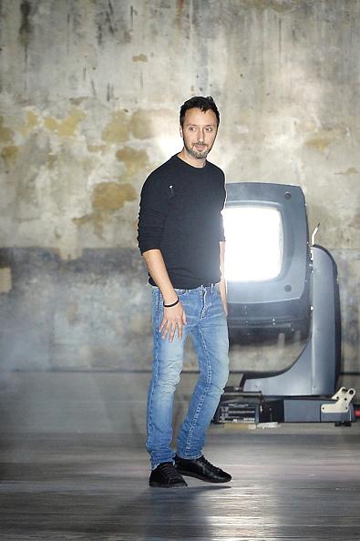 YSL Creative Director Anthony Vaccarello