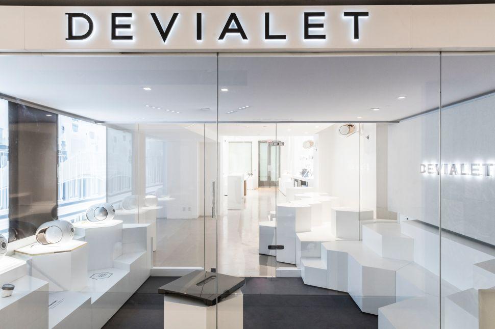"""Devialet Soho's """"Immersive Room"""""""