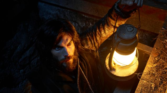 Wes Bentley as Ambrose.