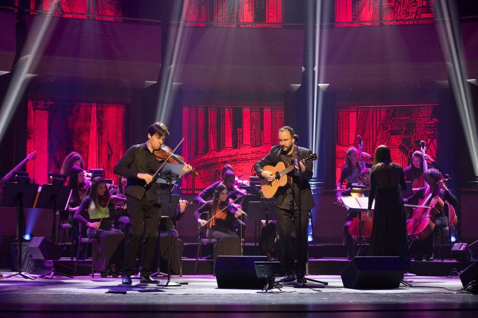 Joshua Bell, Dave Matthews