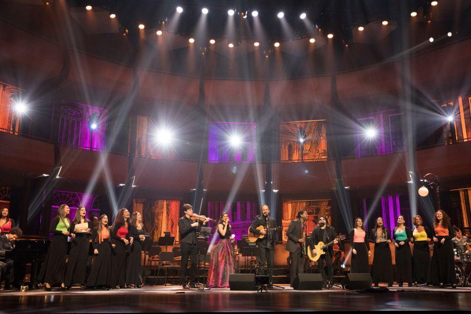 Joshua Bell, the Chamber Orchestra of Havana, Larisa Martinez, Dave Matthews, Aldo Galvan, and Carlos Varela