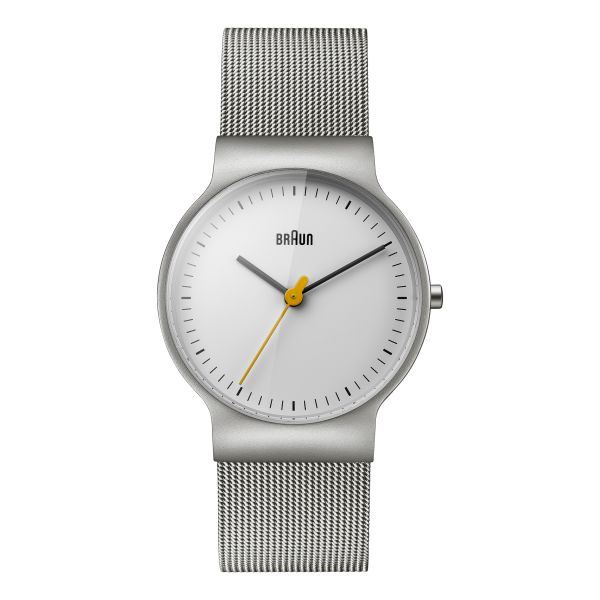 Braun is dedicated to branching out into design.