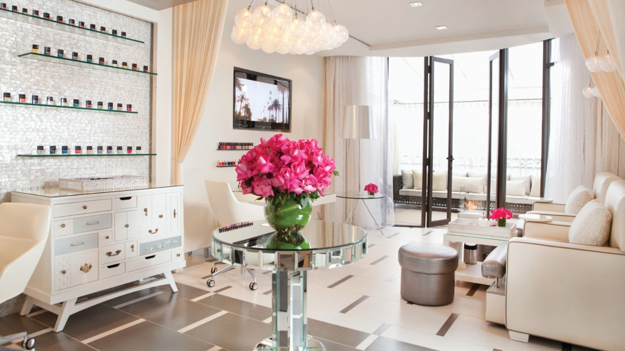 Natura Bissé and the Spa at Beverly Wilshire teamed up.