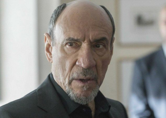 Actor and Syrian refugee advocate F. Murray Abraham.