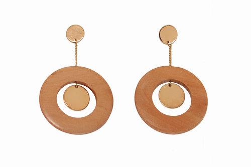 The Disco Dot Earrings
