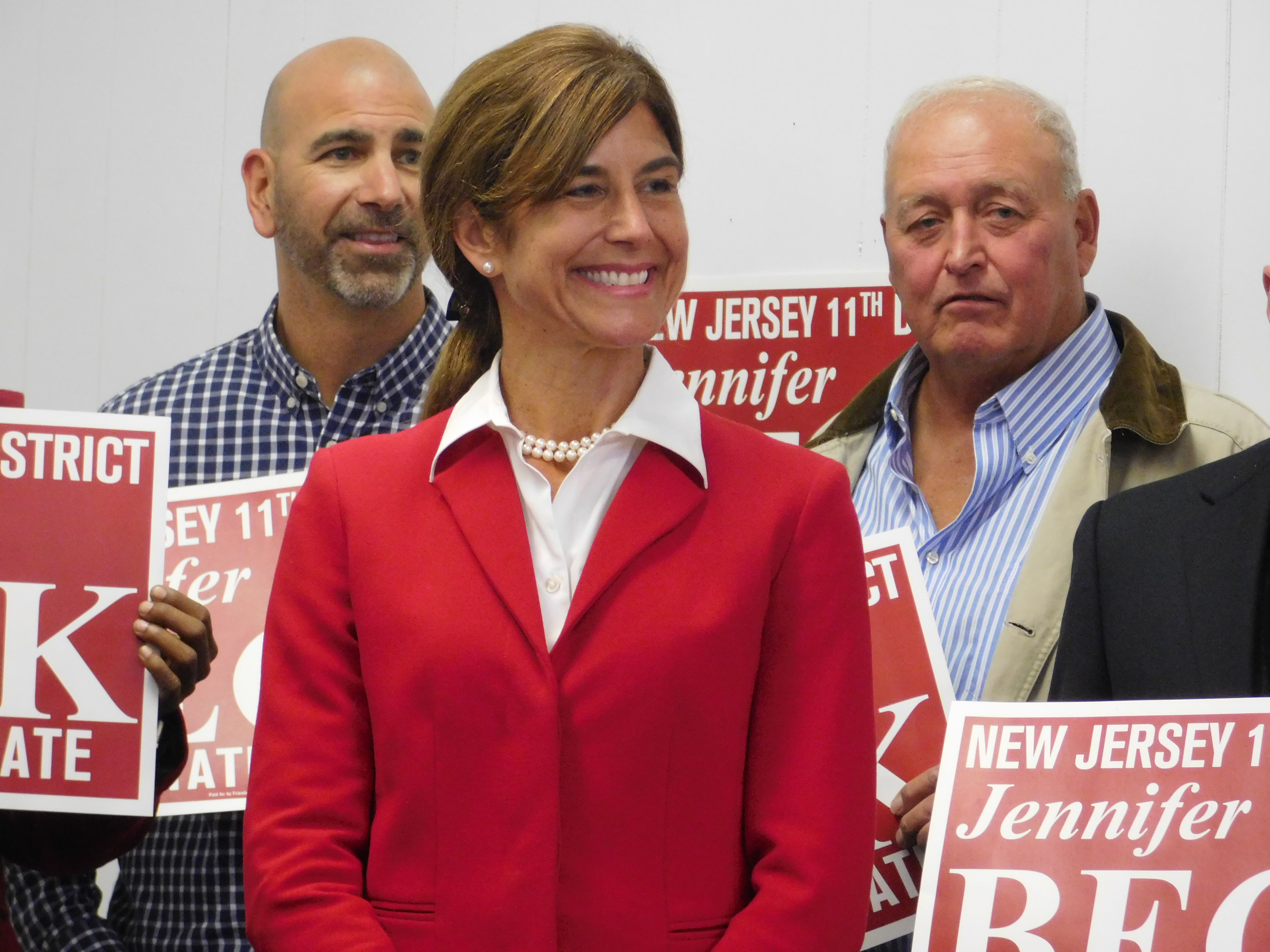 Beck announced she would be pursuing re-election.