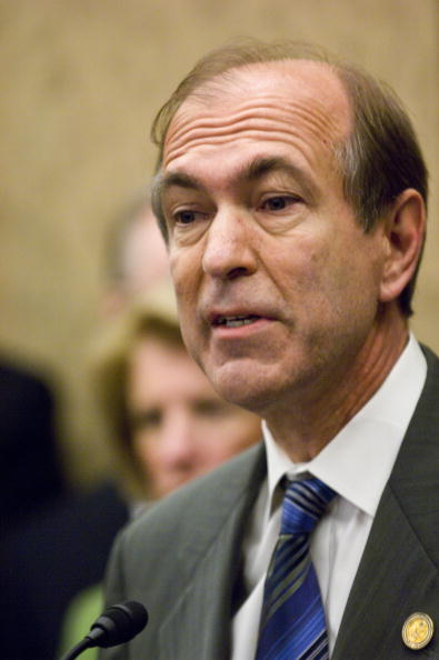 Rep. Scott Garrett, R-N.J., during a news conference.