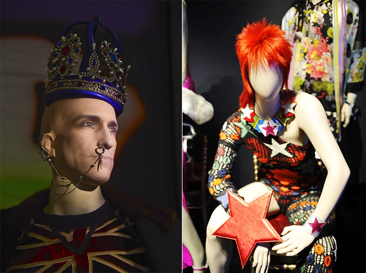 """""""The Fashion World of Jean Paul Gaultier. From the Sidewalk to the Catwalk"""""""