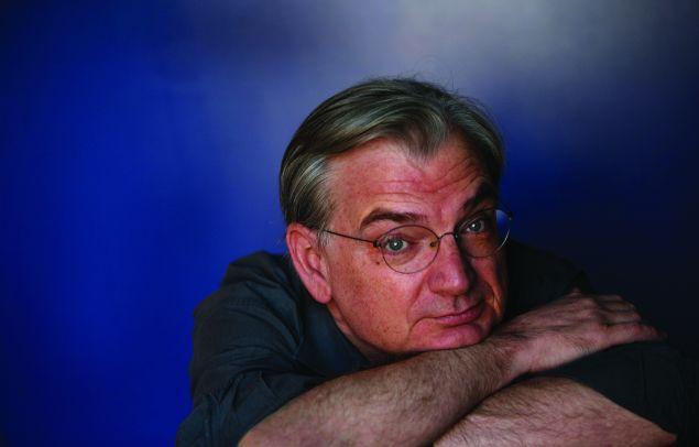 Playwright Richard Nelson.