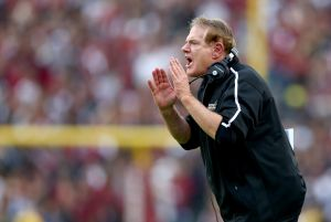 Joe Moglia spends the college football season in South Carolina.