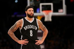 Deron Williams traded in his Nets jersey last year.