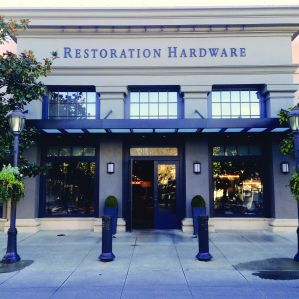 Restoration Hardware, Retail store in Seattle, Washington.