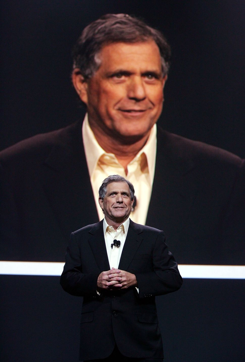 Leslie Moonves.
