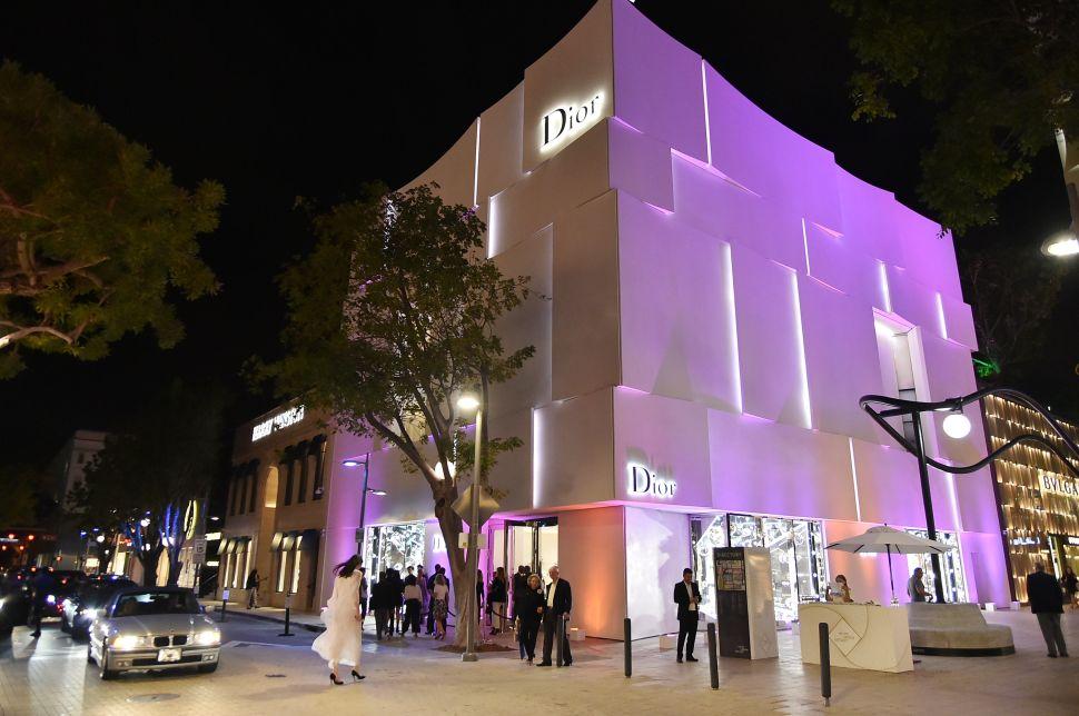 Dior's new Miami Design District store