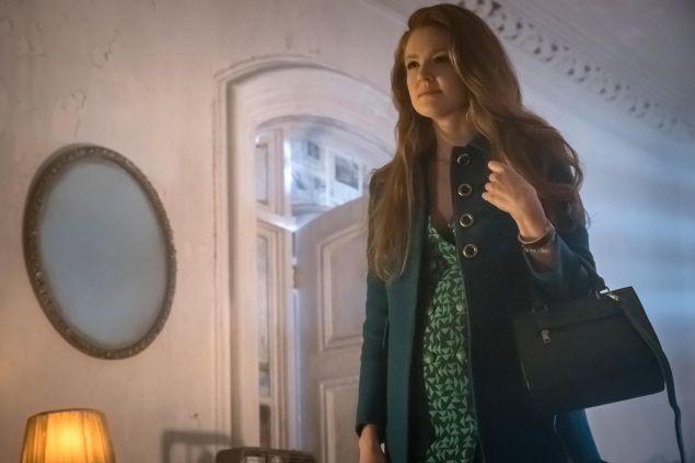 Maggie Geha as Ivy Pepper.