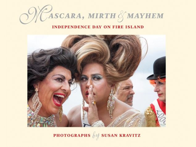 Mascara, Mirth & Mayhem, Susan Kravitz's new book, will be celebrated at Rizzoli bookstore.