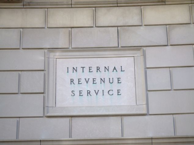 Internal Revenue Service.