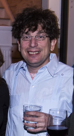 James Altucher at the Observer holiday party in 2013.