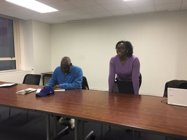 One of Assemblyman Keith Wright's senior staffers, Jeanine Johnson, was nominated by the party to replace Manhattan BOE Commissioner Alan Schulkin.