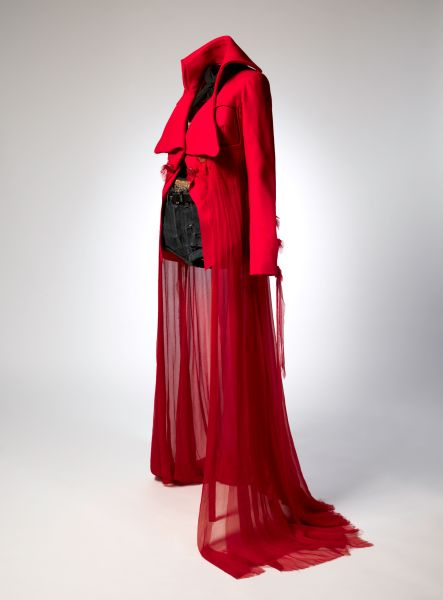 A design by John Galliano for Maison Margiela.