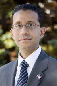 Haledon Councilman Ray Martinez