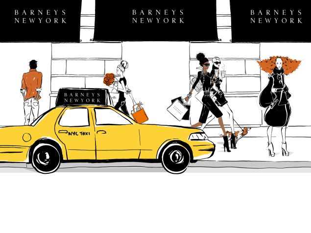 Another uptown shop worth visiting? Barneys New York.