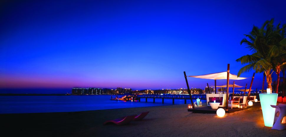 Jetty Lounge at The One & Only Royal Mirage