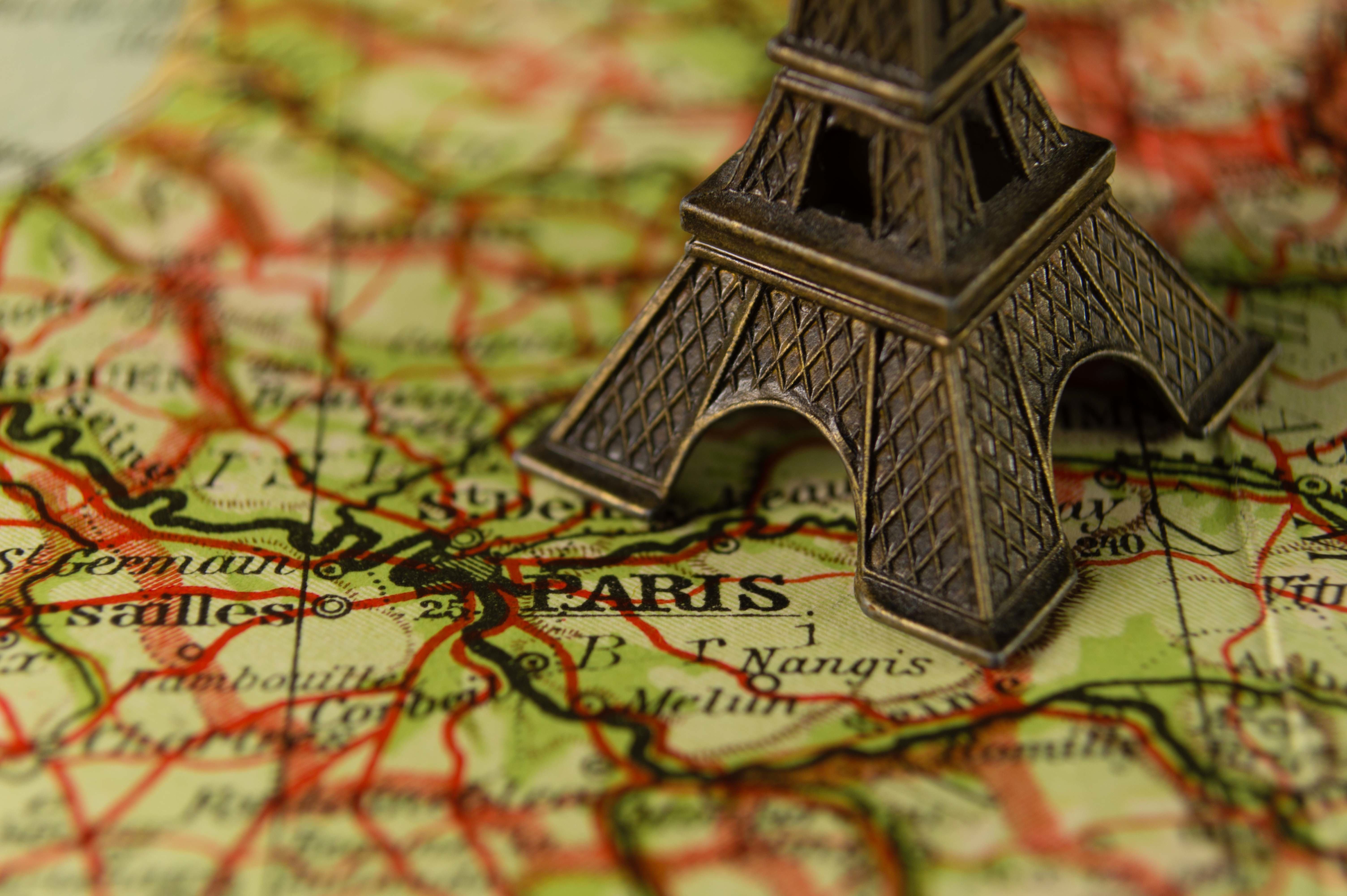 Paris is working out for Airbnb.