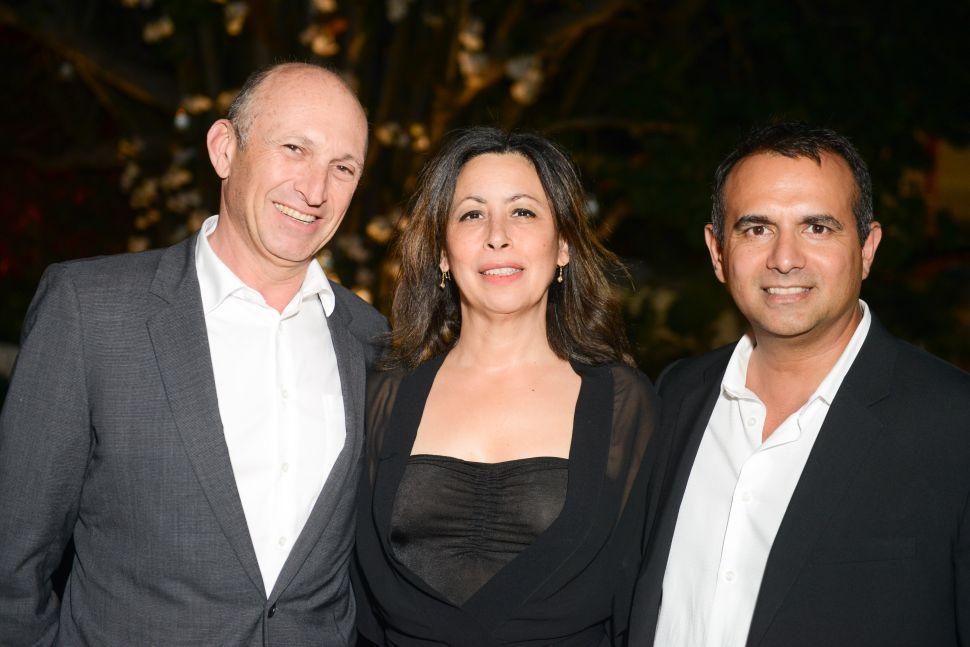Ricardo Dunin, Yvette Mattern, Ophir Sternberg