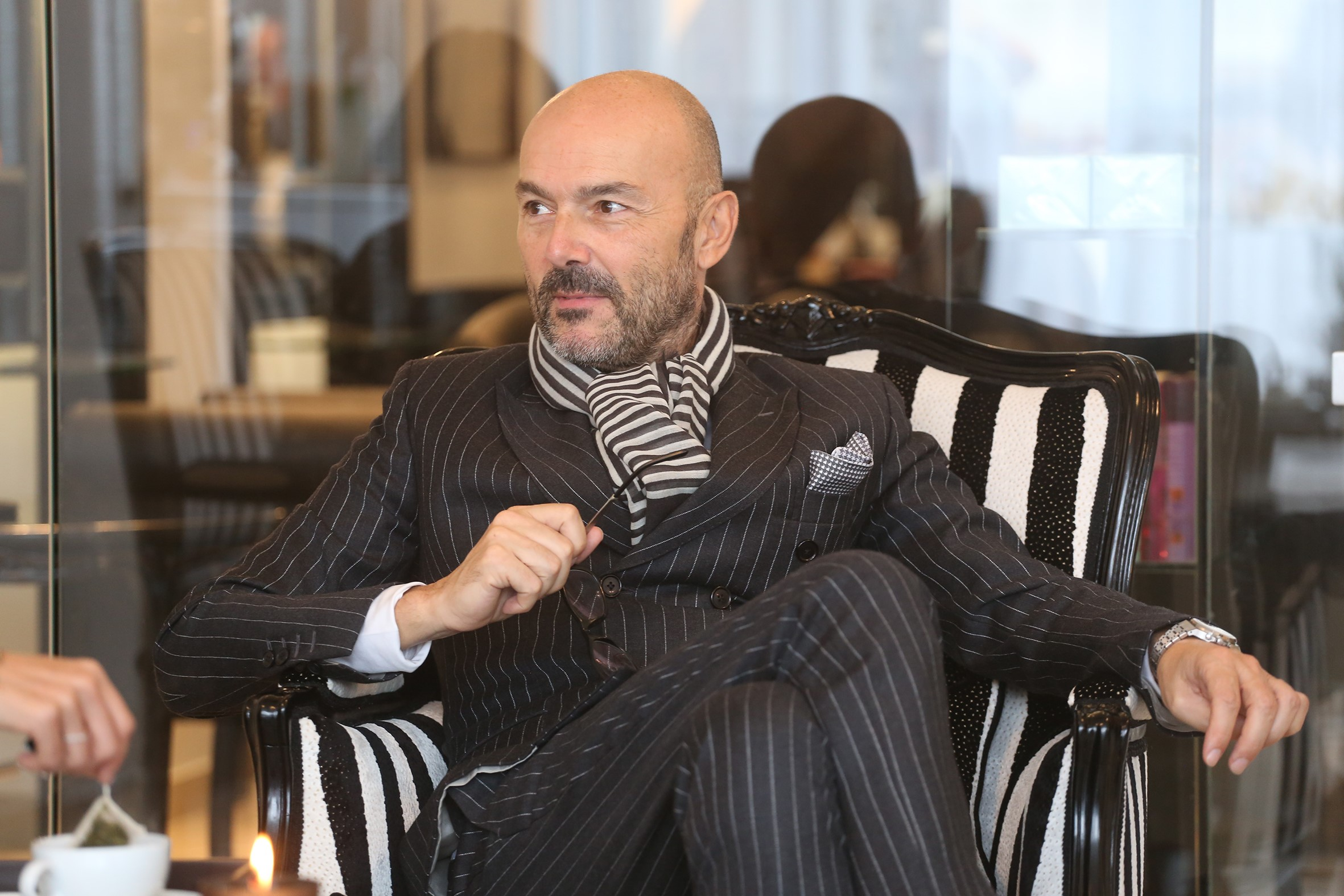 Rossano Ferretti.