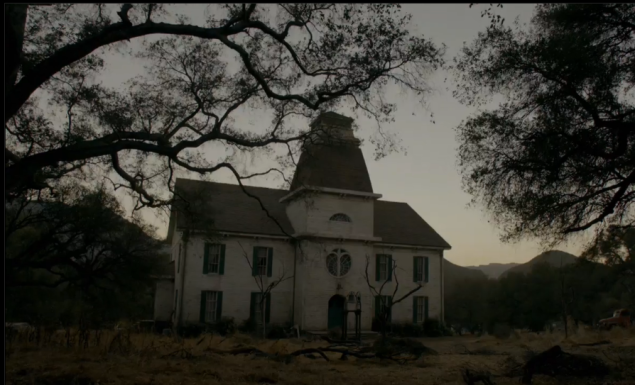 American Horror Story: Roanoke.