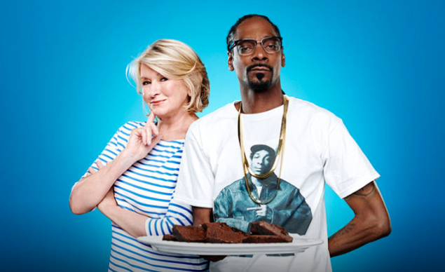 Martha and Snoop's Potluck Dinner Party.