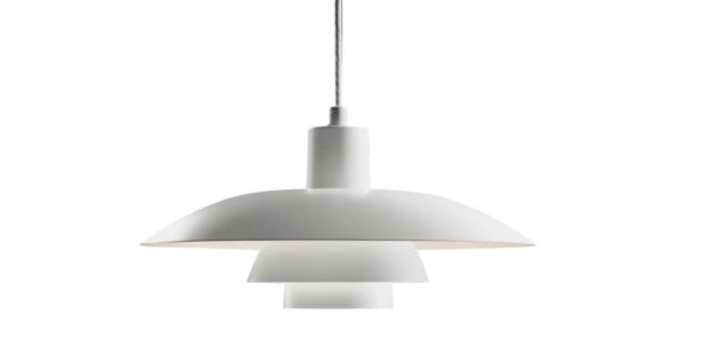 An iconic Danish lamp
