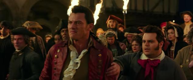 Get it, Gaston