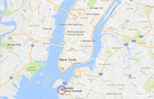 This outskirts locations is, inconveniently, the new hotspot for tech conferences.